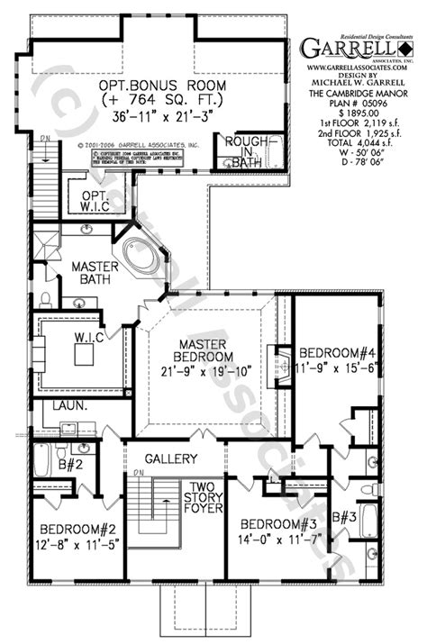 manor house plans cambridge manor house plan garrell associates inc