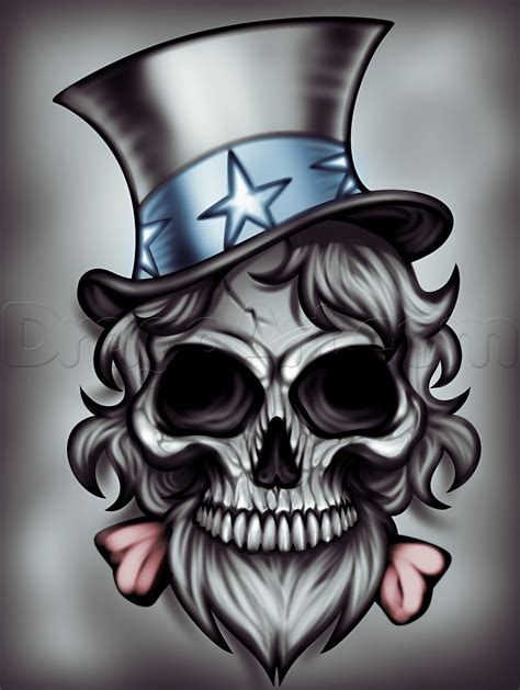 Wonderful Graffiti Hats #7: How-to-draw-uncle-sam-skull_1_000000019897_5.png