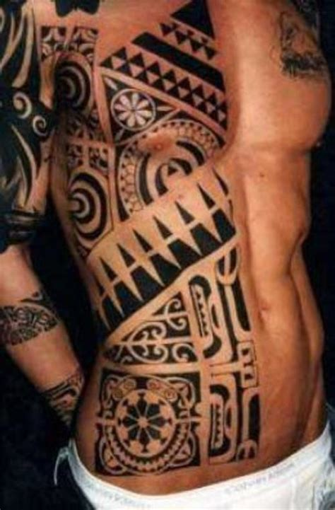 hawaiian tribal tattoos