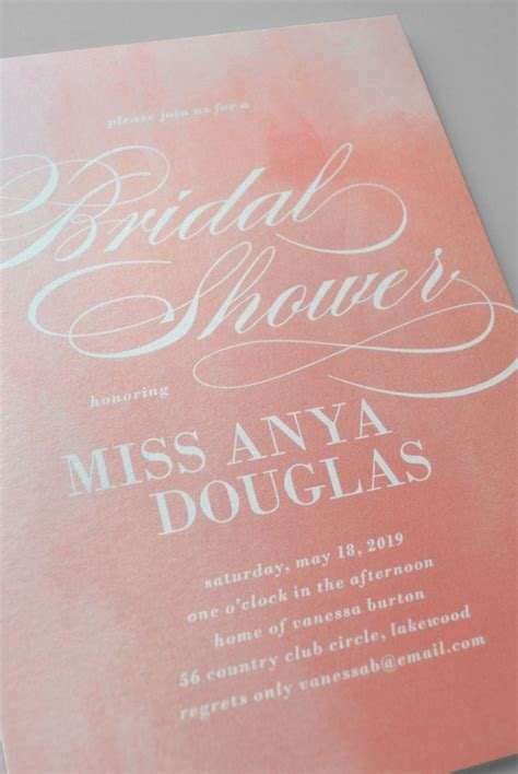 kleinfeld bridal shower invitations 151 best pantone color of the year images on