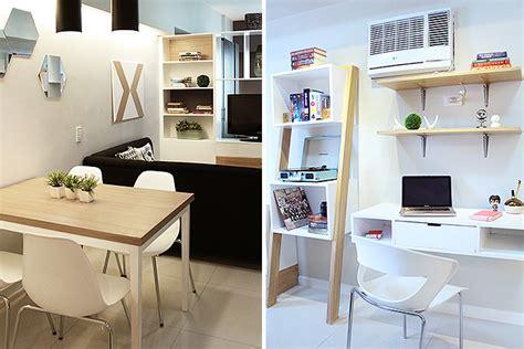 small space ideas   sqm condo  makati rl