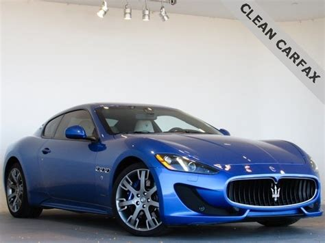 Preowned Maserati by Certified Preowned Maserati Granturismo For Sale At Mike
