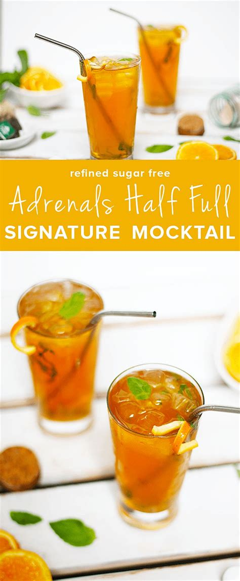 Adrenal Cocktail Detox by 25 Best Ideas About Adrenal Support On