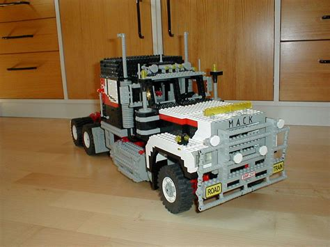 model trucks australia mack australian road train tractor