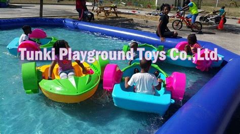 hand pedal boat kids hand pedal boat in water play equipment from sports