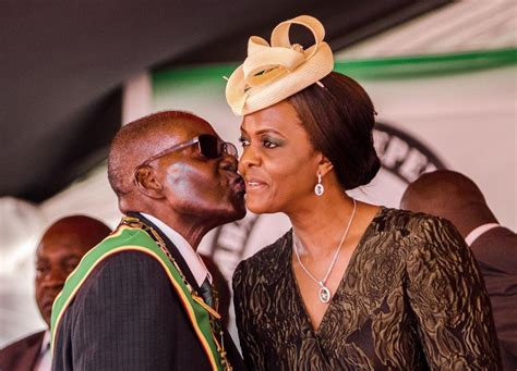 biography of grace mugabe robert mugabe s life just got very awkward thanks to his