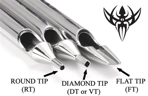 tattoo diamond tips 4 quot precision diamond tattoo tip tube set up tattoo tips