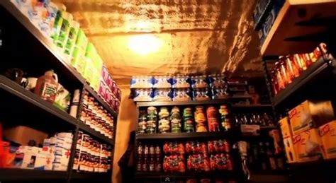 Prepper Pantry by Doomsday Preppers 187 The Survival Goddess
