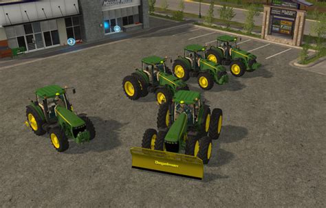 Dietz Ls by Deere 8000 Series Ls2017 Farming Simulator 2017 Mod