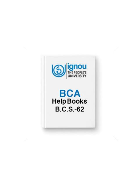 bca e commerce ignou bca bcs 62 e commerce