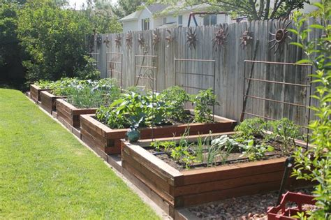 beautiful raised garden beds beautiful raised beds for the vegetable garden from the