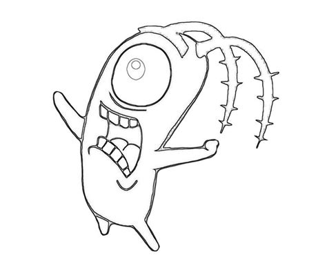 Plankton Coloring Pages Az Coloring Pages Plankton Coloring Pages