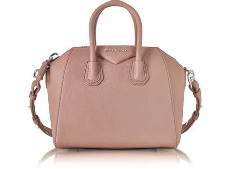 Givenchy Antigona Kenya Grained Leather Like Ori Hardware Black 9982 givenchy antigona mini pink leather satchel bag at forzieri