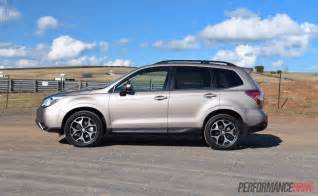 Subaru Forester 2015 2015 Subaru Forester 2 0d S Review Performancedrive