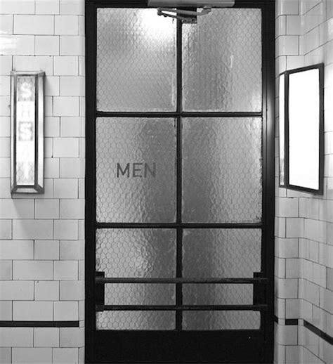 industrial shower door kaper design restaurant hospitality design inspiration