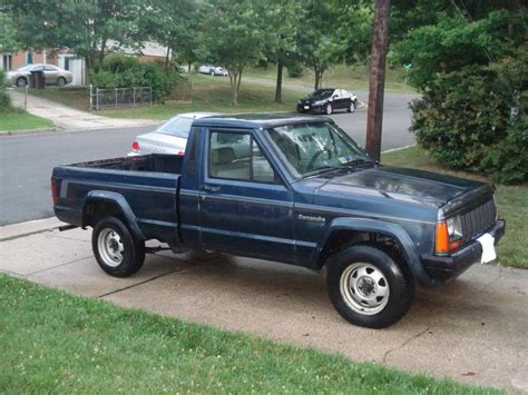 1989 Jeep Comanche 1989 Jeep Comanche Information And Photos Momentcar