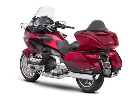 Honda Motorrad Goldwing by Official 2018 Honda Gold Wing Tour Models Announced