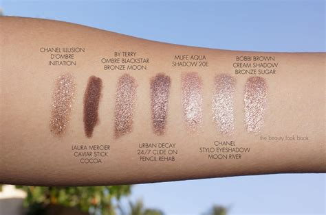 by terry ombre black star bronze moon swatch the beauty look book by terry ombre blackstar in bronze moon