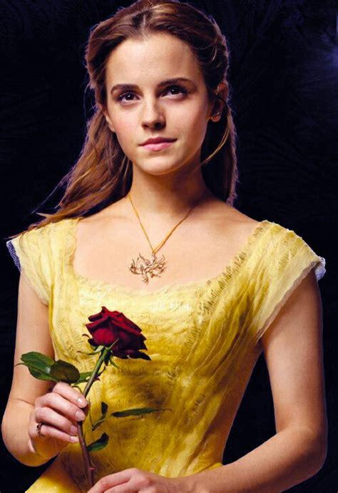 emma watson belle emma watson as belle in disney s upcoming beauty and the