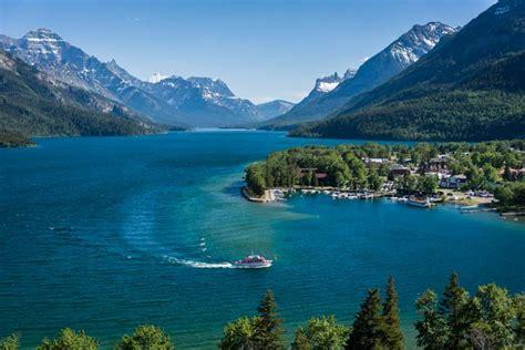 Awe Inspiring by Waterton Lakes National Park Rocky Mountain High