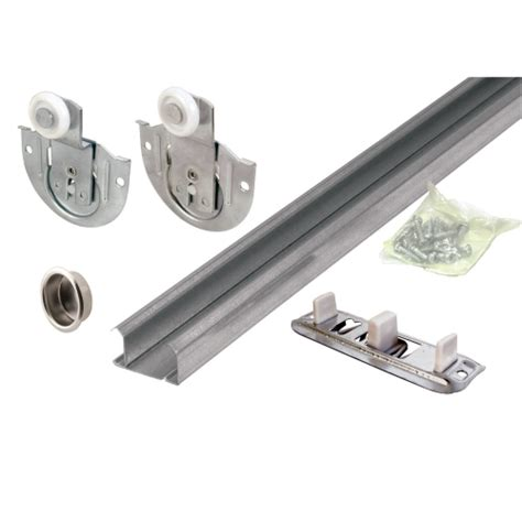 Slider Door Hardware by Prime Line 174 72in Sliding Door Hardware Kit 163591