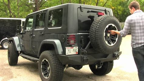 Jeep Spare Tire Lock Bolt Jeep Spare Tire Lock