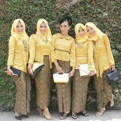 Batik Jumputan Warna Kuning Kunyit 17 best images about kabaya gaya on jakarta