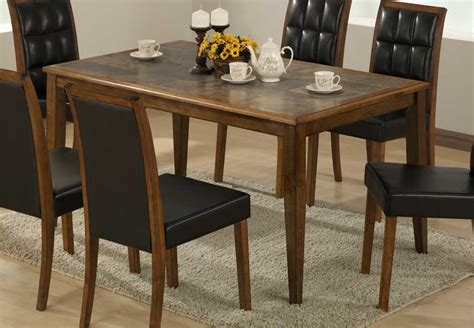 homelegance jensenville dining table 60 inch 5352 60