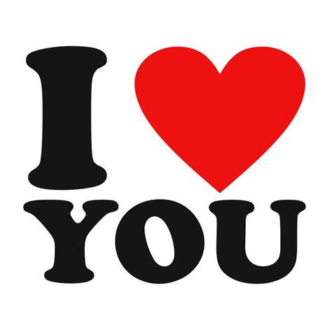 imagenes de i love u i love you cliparts co