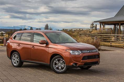 2014 mitsubishi outlander us pricing autoevolution