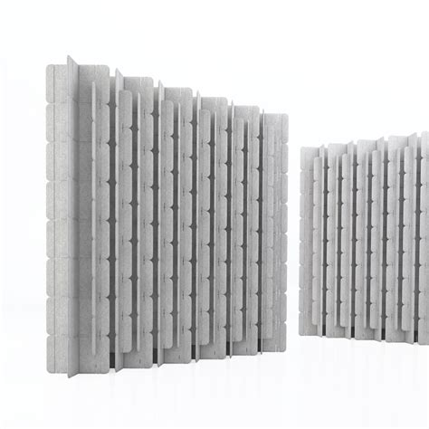 acoustic room dividers nomad system felt acoustic room dividers