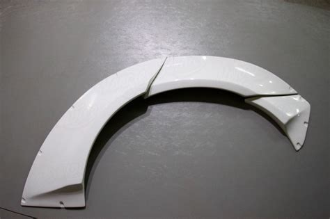 rear fender flares 30 mm for lexus is300 monsterservice