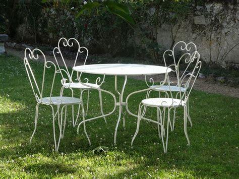 tavoli e sedie da giardino in ferro sedie da giardino in ferro tavoli da giardino