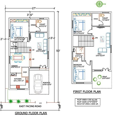150 yard home design floor plan mansani constructions pvt ltd laxmi