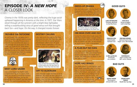 wars made easy a beginner s guide to a galaxy far far away a look inside wars made easy