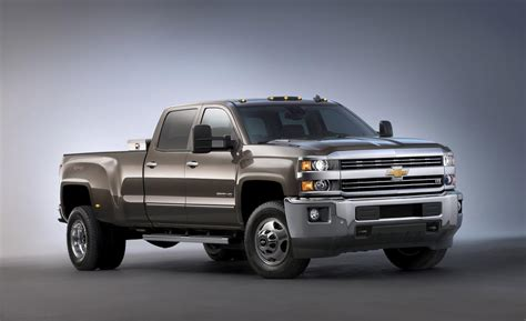 2015 chevrolet 3500 hd car and driver