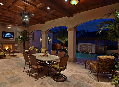 backyard designs with pool and outdoor kitchen outdoor entertaining elevated from pool area inquire