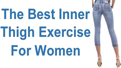 best inner thigh exercise at home