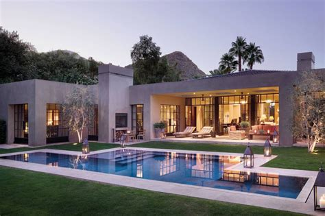 contemporary pool by michael s smith inc by