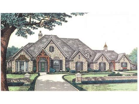 653722 1 story 4 bedroom french country house plan 25 best ideas about european house plans on pinterest