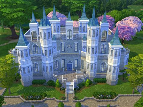 Creating A Floorplan the sims resource cinderella s castle by cm 11778 sims