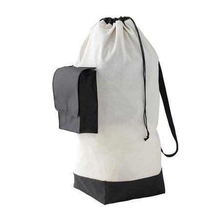 Mainstays Canvas Laundry Bag Walmart Canada Canvas Laundry Bag