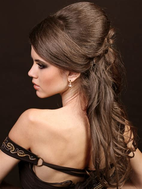 elegant hairstyles for a party formal hairstyles for long hair to the side