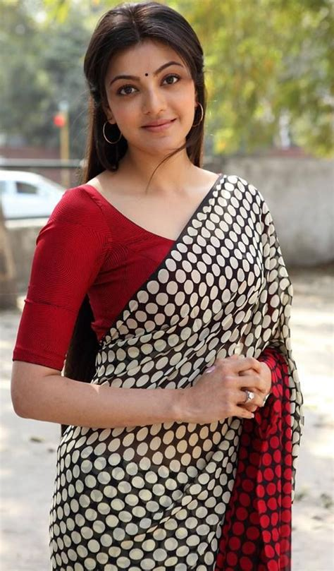 actress kajal in bad dress in saree breast 17 best images about kajal agarwal on pinterest palm