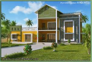 model house plans kerala home model sloping roof house elevation at 1700 sq ft