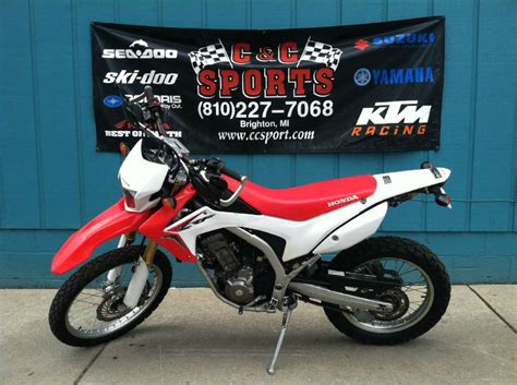 2013 honda crf250l price tags page 1 new or used motorcycles for sale