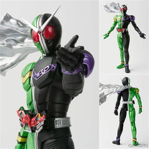 Shf Kamen Rider W Cyclone Joker Renewal Indo Ver amiami character hobby shop s h figuarts shinkocchou seihou kamen rider w cyclone