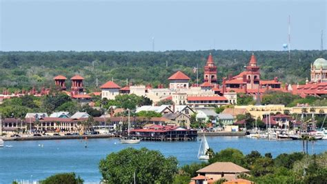 opinions on st augustine florida st augustine drawing more overnight visitors ahead of
