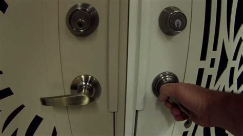 Doors Home Depot Interior security doors at home depot youtube