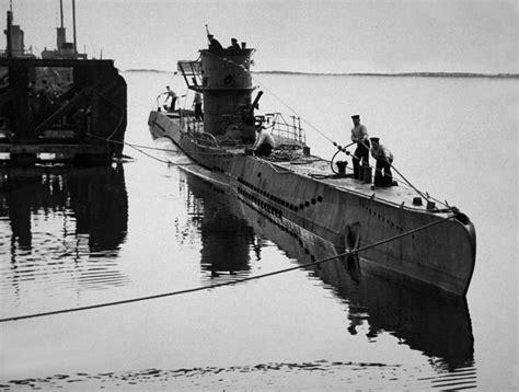 what is a german u boat wreck of wwii german u boat found off north carolina